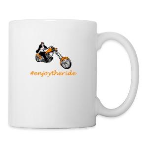 enjoytheride - Mug blanc