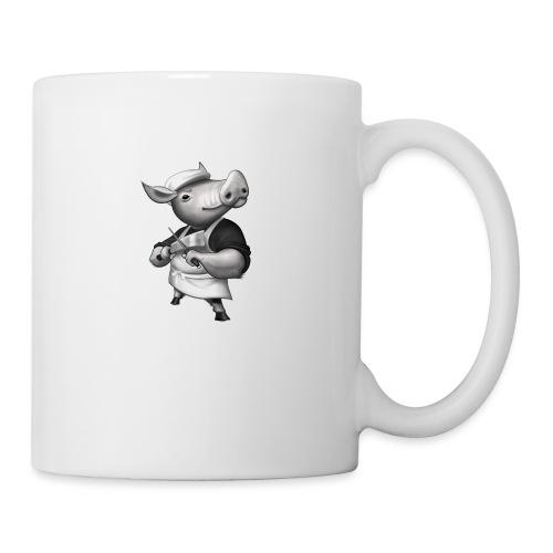 Pig Butcher - Tasse