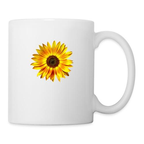 Sonnenblume gelb Sommer - Tasse