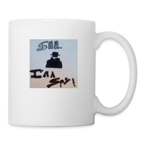 Shhhhhhh... Im a spy - Mug