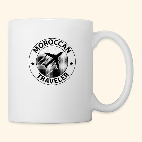 Moroccan Traveler - Mug blanc