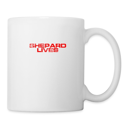 Shepard lives - Mug