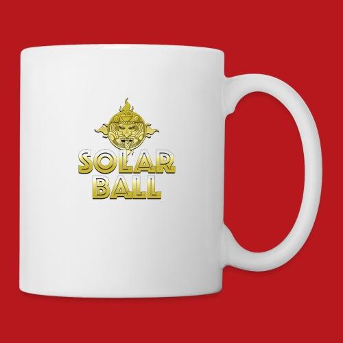 Solar Ball - Mug blanc