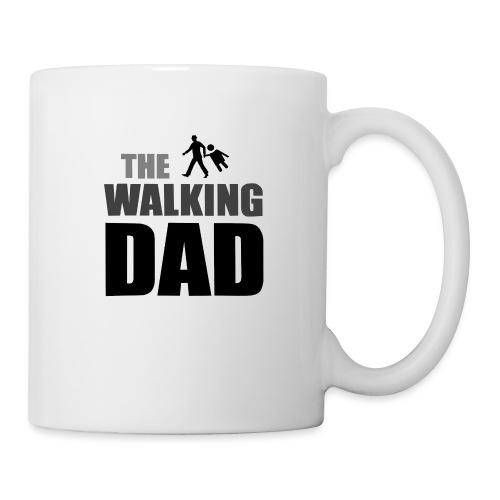 the walking dad auf dem Weg in die lustige Bar - Tasse