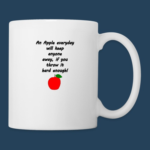 Apple Doctor - Tasse