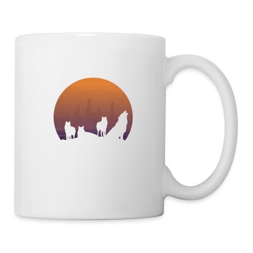 Wolfsrudel - Tasse