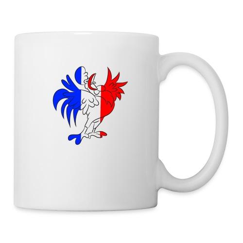 Coq France - Mug blanc