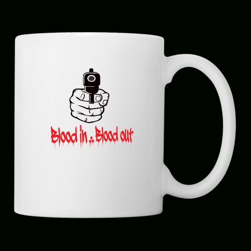 blood in blood out - Tasse