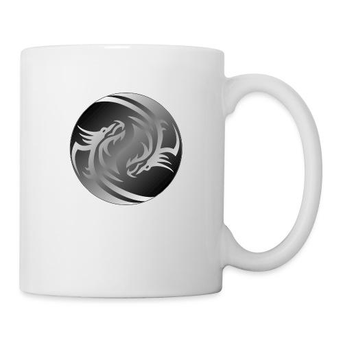 Yin Yang Dragon - Mug