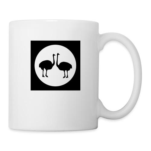 Strauß - Tasse