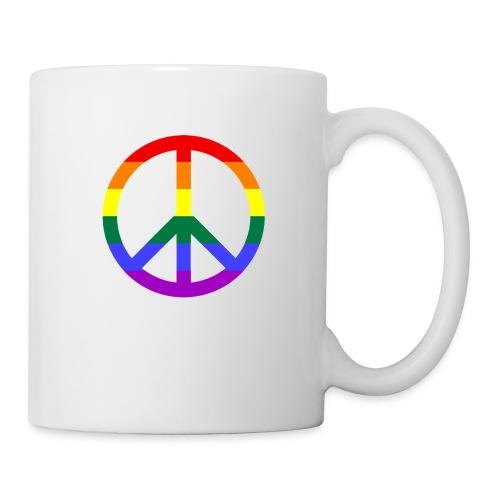 Peace - Tasse