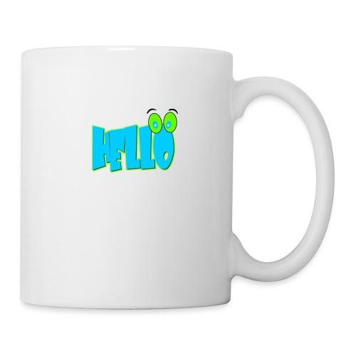 xts0102 - Mug blanc