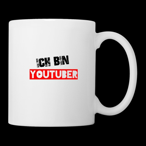 Youtube Youtuber Influencer Vlogger Gamer - Tasse