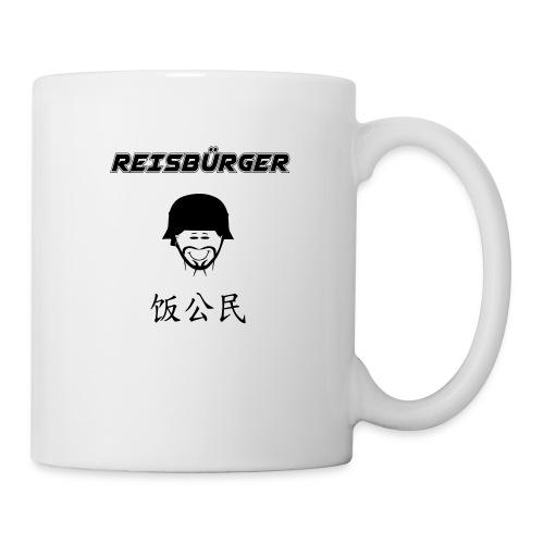Reisbürger - Tasse
