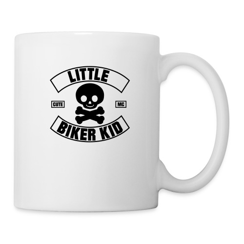Little Biker Kid MC - Tasse