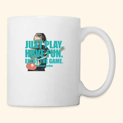Just Play and have Fun table tennis - Tasse