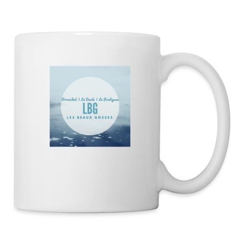 Collection LBG Les Beaux Gosses - Mug blanc