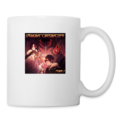Demonic Chronicles The Evil Curse - Mug blanc