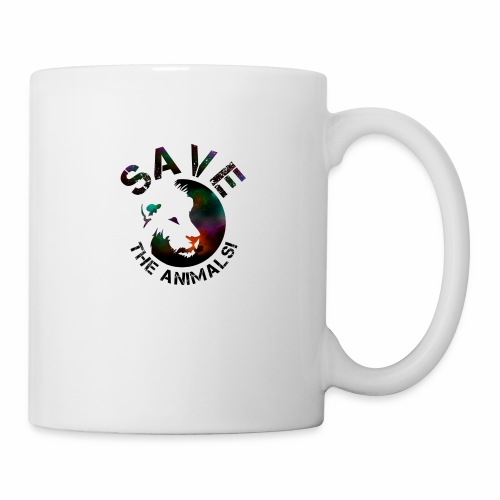 SAVE THE ANIMALS! KOLLEKTION BY Mikka_ufficiale - Tasse