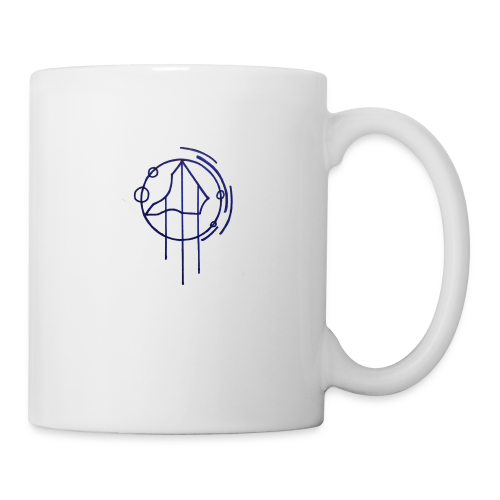 logo Exclusive Créations - Mug blanc