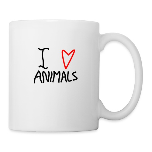 I Love Animals - Kop/krus