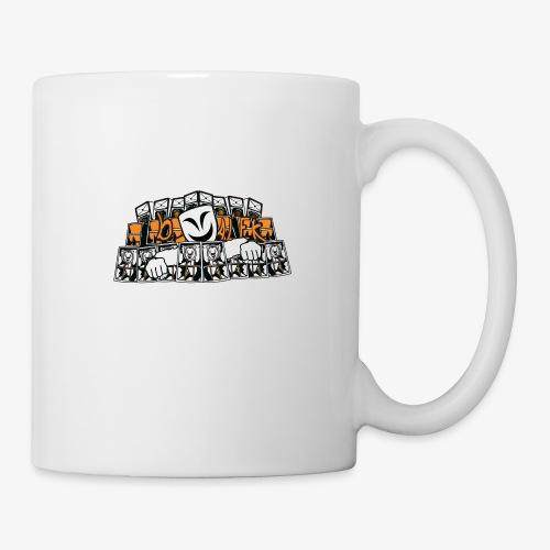 Logo b_Alek - Mug blanc