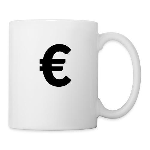 EuroBlack - Mug blanc