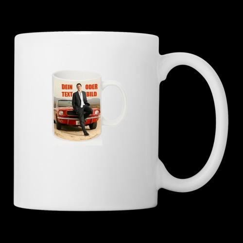 Tasse mit Ihrem persönlichen Bild - Tasse