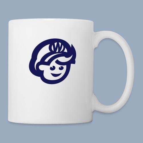 logo bb spreadshirt bb kopfonly - Mug
