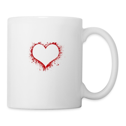 Herz/Heart - Tasse