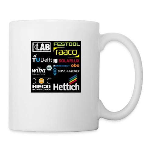 tshirt 2 rueck kopie - Mug