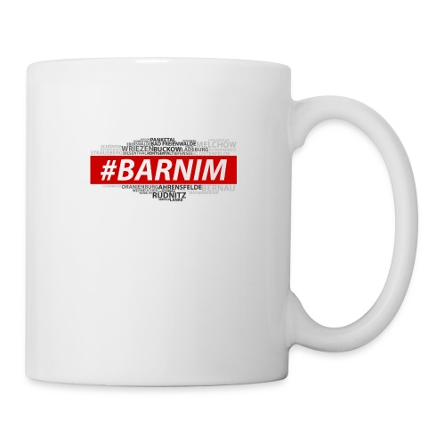 HASHTAG BARNIM - Tasse