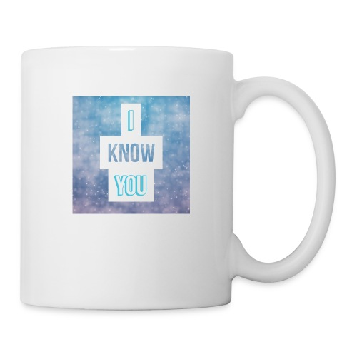 I_Know_You Logo - Tasse
