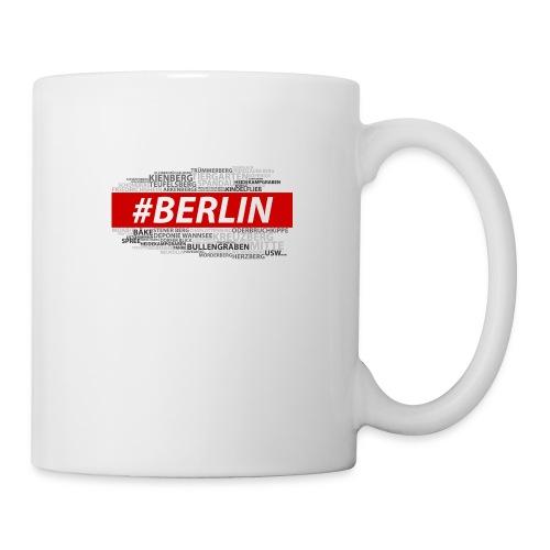 Hashtag Berlin - Tasse