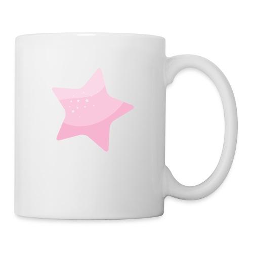 Star pink - Taza