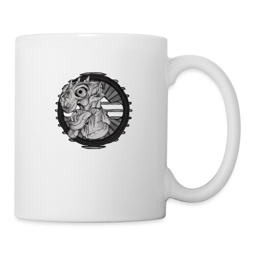 Alien hunter - Mug