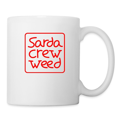 Logo Sarda Crew - Taza