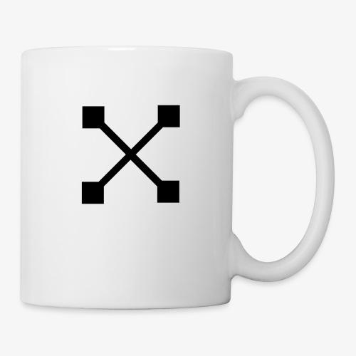 X BLK - Tasse