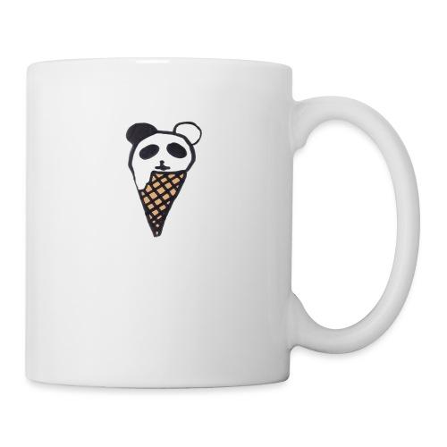 Petit Panda - Mug blanc