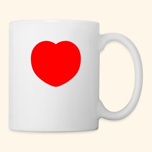 Heart - Tasse