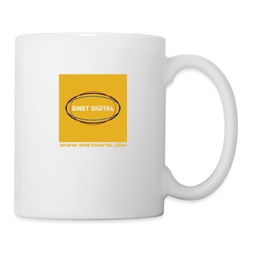 SINET DIGITAL - Mug blanc