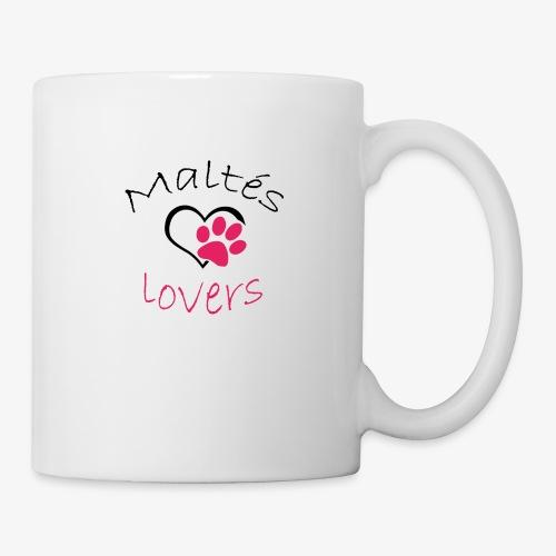 Maltes Lovers - Taza
