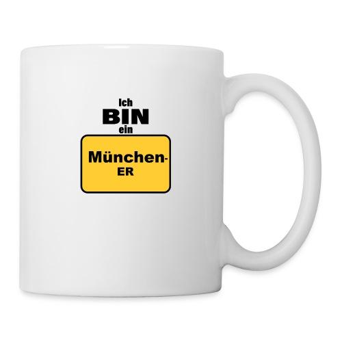 München/Ich bin ein Münchener - Tasse