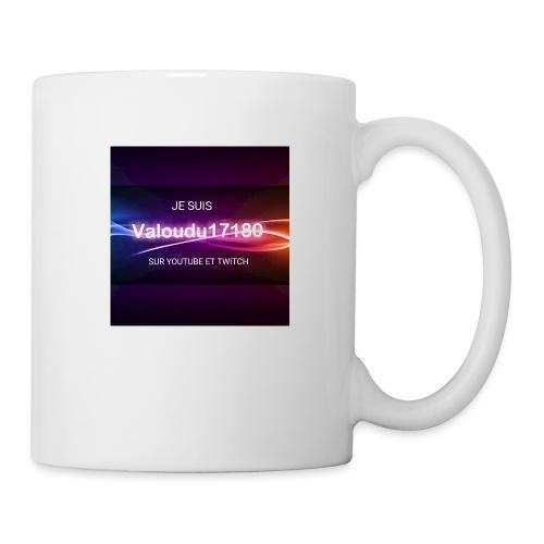Valoudu17180twitch - Mug blanc