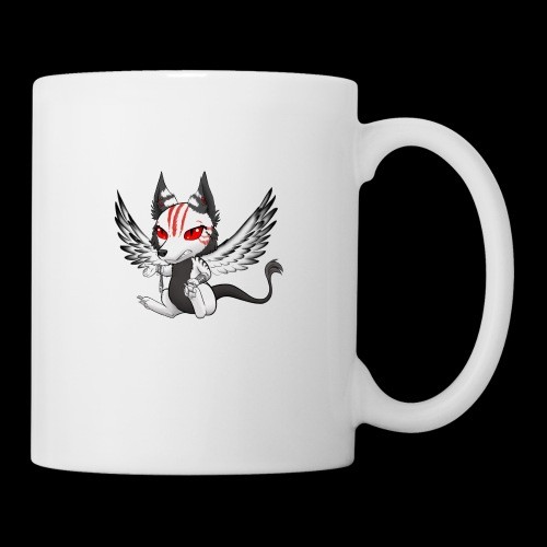 Démon Wolfire - Mug blanc
