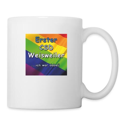 Erster CSD Weisweiler - Tasse