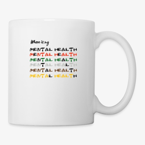 Where is my...? - Mug