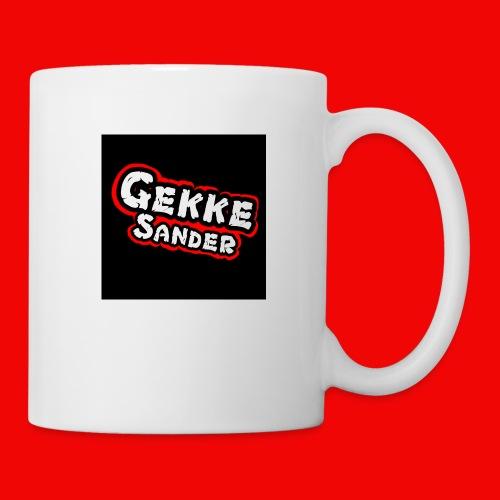 GekkeSander Logo - Mok