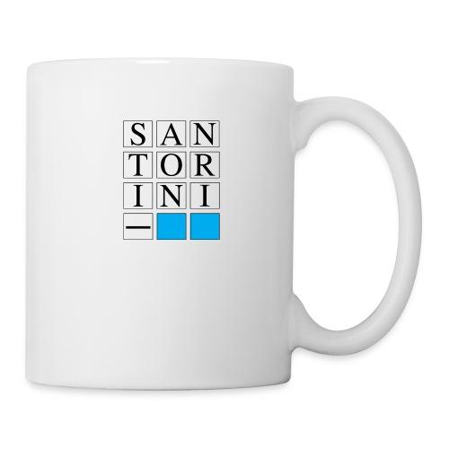 SANTORINI - Tazza