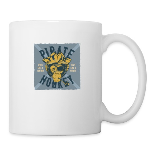 Pirate Monkey - Tasse